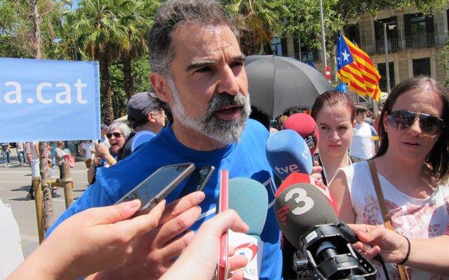 Cuixart pide el traslado a una cárcel catalana para garantizar su defensa y vida familiar
