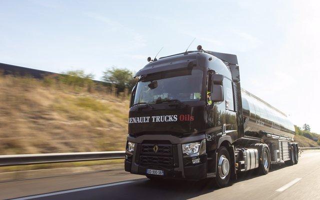Las ventas de camiones y autobuses en Europa suben un 2,5% hasta marzo y superan las 640.000 unidades