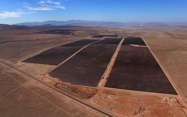 Planta fotovoltaica de Acciona en Chile, 'El Romero Solar'