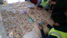 Cau un grup que va introduir 10 tones de cocaïna pel Port de Barcelona (GUARDIA CIVIL)