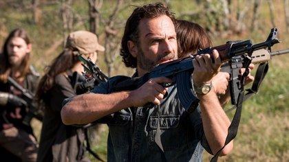 The Walking Dead: La escena eliminada que enfrentaba a Rick y Maggie al final de la 8ª temporada