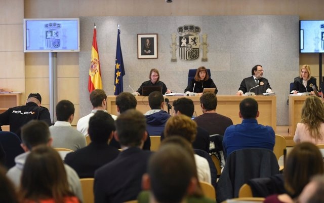 Los CDR dicen que el caso de Alsasua no es terrorismo sino 'sadismo político y judicial'