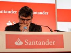 """Banc Santander espera que la incertesa a Catalunya es redueixi i la Generalitat operi """"de forma normal"""" (Europa Press - Archivo)"""