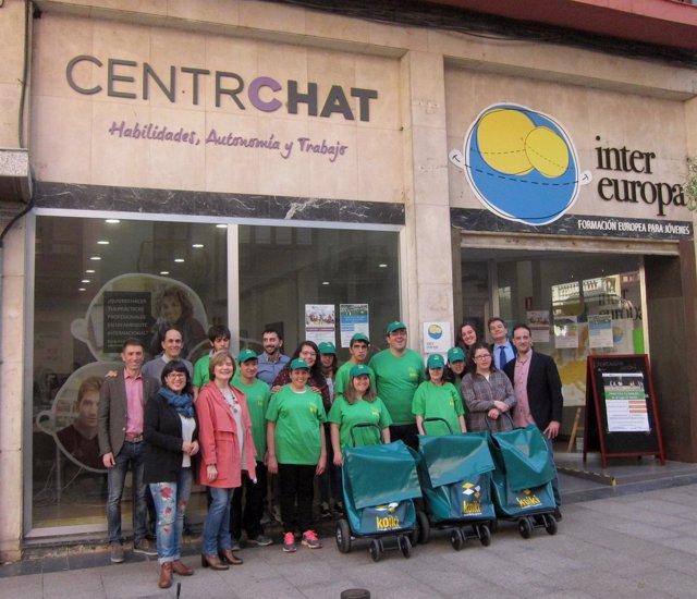 Foto de grupo de participantes en el proyecto