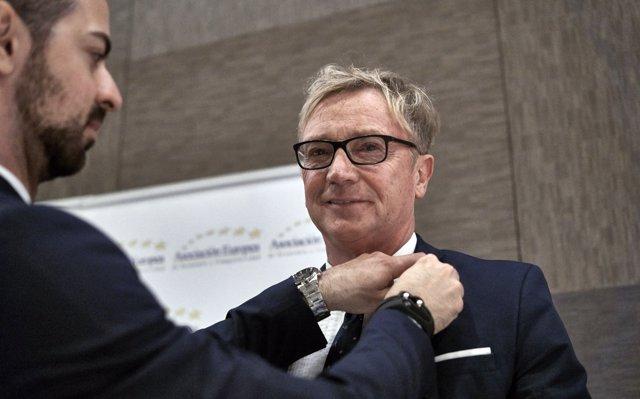 TUI recibe la Medalla de Oro europea al mérito en el trabajo
