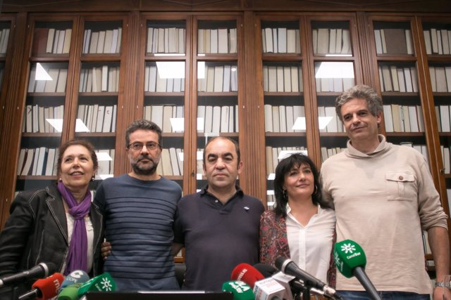 Organizaciones ecologistas en el aniversario del vertido de Aznalcóllar