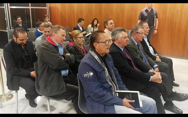 Julián Muñoz: 'En Marbella había un enfrentamiento de cabezonería entre Gil y el señor Chaves'