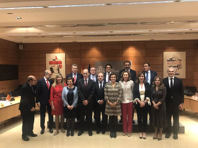 Consejo Interterritorial de Salud 24 abril 2018