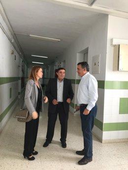 Junta finaliza la ampliación de las obras del IES Clara Campoamor de Huelva