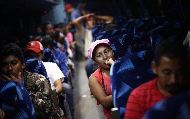 AI insta a EEUU a respetar el derecho de los miembros de la caravana de inmigrantes a pedir asilo