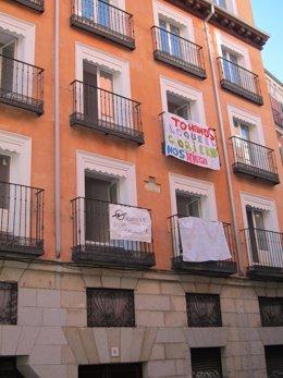 Casa Okupa En Madrid