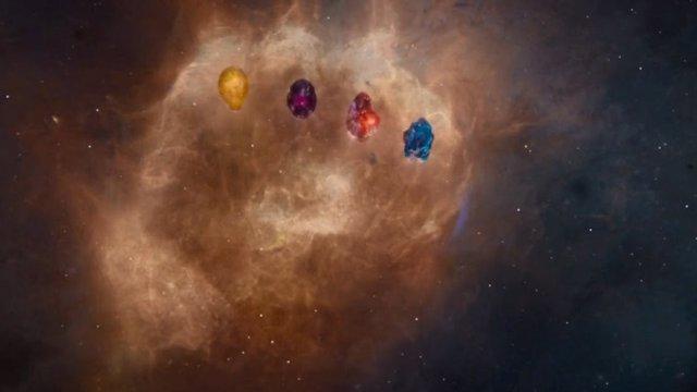 Gemas del infinito en el Universo Cinematográfico Marvel