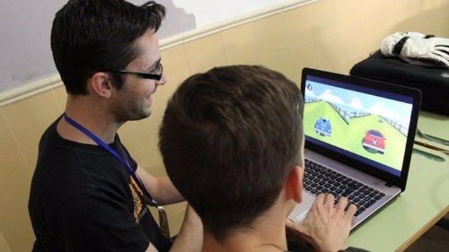 Curso de diseño y creación de videojuegos de Guadalinfo