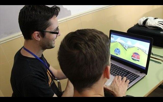 Abierto el plazo de solicitud para el curso de diseño y creación de videojuegos de Guadalinfo