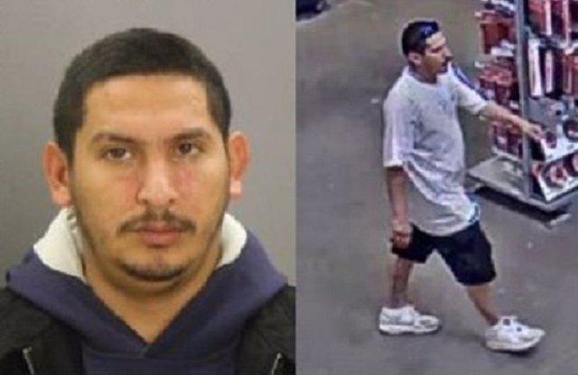 Armando Juárez, presunto autor de un tiroteo que dejó tres heridos en Dallas
