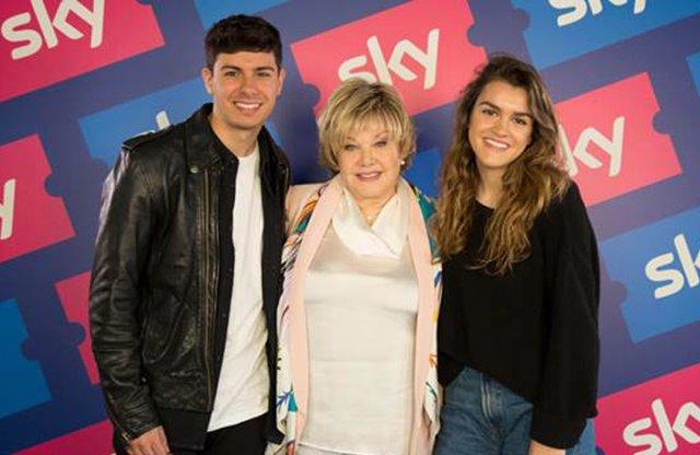Karina, la nueva coach de Alfred y Amaia en la cuenta atrás para Eurovisión