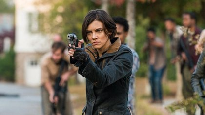 Lauren Cohan estará en la 9ª temporada de The Walking Dead