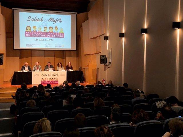 Jornada 'Salud y Mujer. Necesidad y desafíos de un enfoque de género'