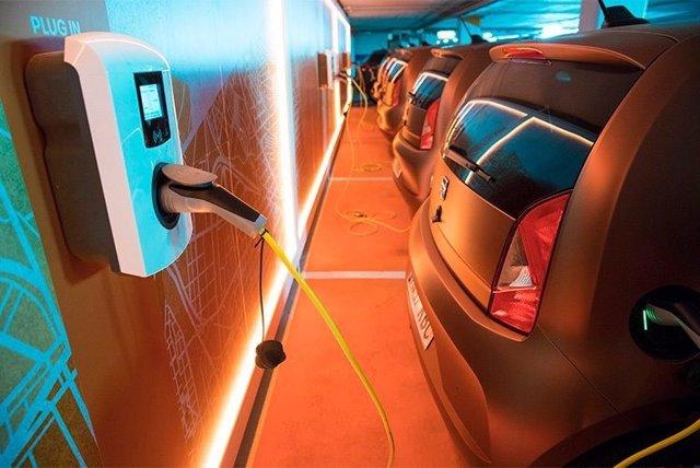 La flota de coches eléctricos de Seat