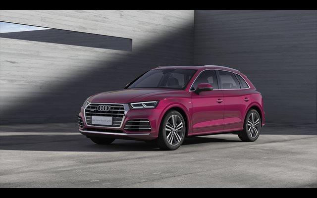 Audi presenta en Pekín el Q5L, su primer todocamino de batalla larga y exclusivo para China