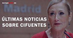 CIFUENTES, ULTIMAS NOTICIAS |  EL PSOE HACE UN LLAMAMIENTO A LOS PARTIDOS PARA QUE GABILONDO SEA INVESTIDO PRESIDENTE