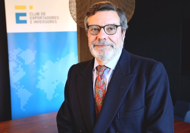 Presidente Club de Exportadores e Inversores, Antonio Bonet
