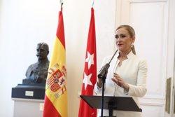 DIMITE CRISTINA CIFUENTES COMO PRESIDENTA DE LA COMUNIDAD DE MADRID