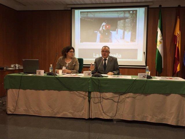 El delegado territorial de Salud, Rafael López.