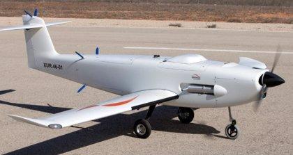 Elecnor-Deimos entrega a Francia su primer prototipo de avión no tripulado UAV D80 Titan para Defensa
