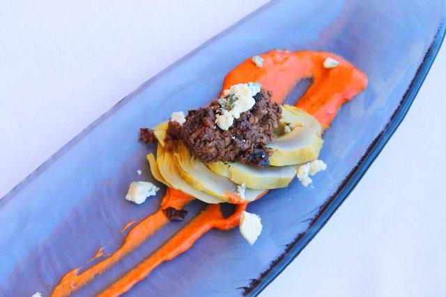 Recetario con platos de la alcachofa de la Vega Baja