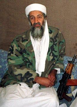 Osama Bin Laden Ex Lider De La Red Terrorista Al Qaeda