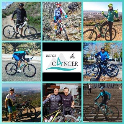 Diez personas cruzarán el desierto de Monegros para visibilizar el cáncer de mama metastásico