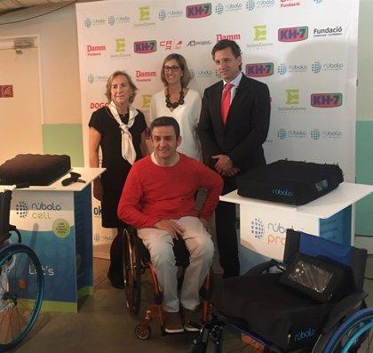 La Fundació Isidre Esteve crea un cojín inteligente para personas con lesión medular