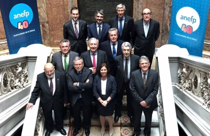 La Asociación para el Autocuidado de la Salud reúne a sus presidentes con motivo del 40 aniversario de su fundación