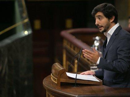 """Ciudadanos pide al PSOE que apoye los PGE """"con mayor gasto social en una década"""""""
