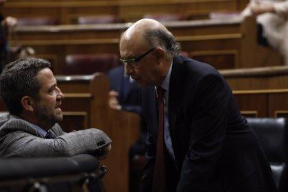 """El PP niega que el acuerdo con el PNV para subir las pensiones vaya a implicar """"recortes"""""""