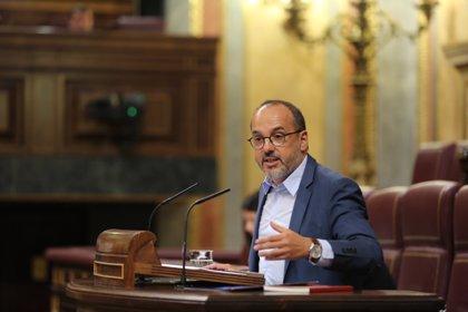 """El PdeCAT da la bienvenida a la """"rectificación"""" del PP sobre las pensiones y ve """"agotada"""" la reforma"""