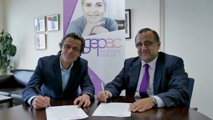 GEPAC y Kurere firman un acuerdo de valoración para difundir testimonios positivos de pacientes con cáncer