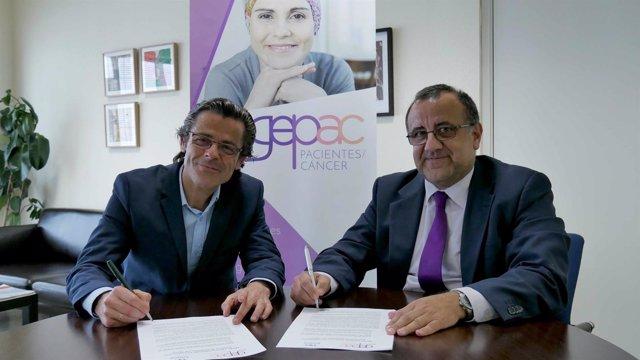 Gepac y Kurerer colaboran para difundir testimonios de personas con cáncer
