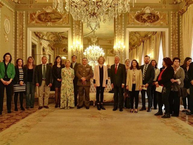 Programa '¡Bienvenidos a palacio!'