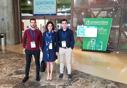 Ejea de los Caballeros muestra en Málaga su potencial en innovación agraria