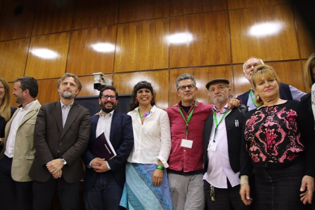 Reunión de trabajo sobre la Ley de Caminos Públicos de Andalucía