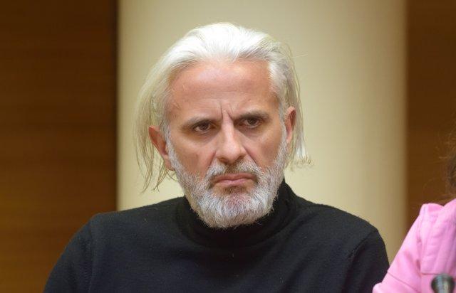 Marcos Benavent en imatge d'arxiu