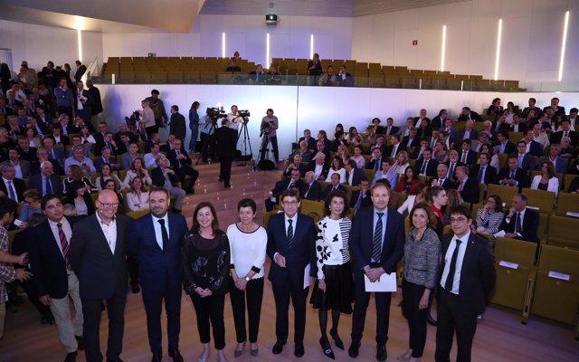 Armengol asiste a la presentación del anuario de 'El Económico' 2017