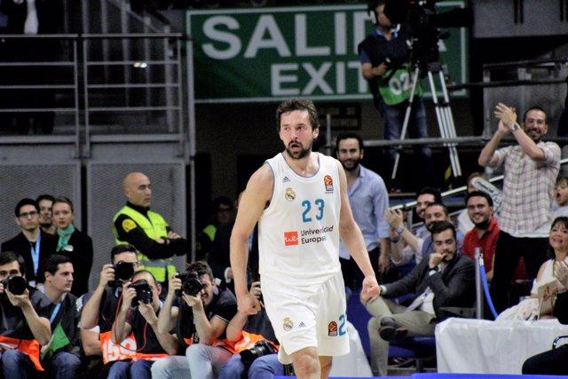 Sergi Llull vuelve a la acción tras su lesión