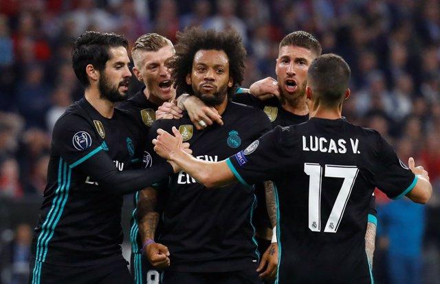 El Real Madrid gana en Múnich