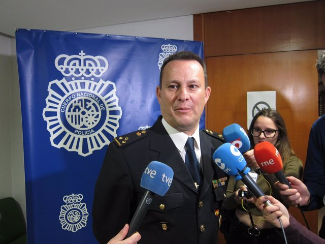 Imagen del inspector Manuel Buitrago