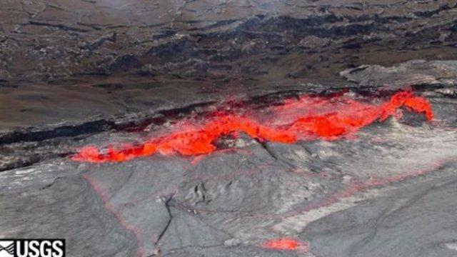 Lava del Kilauea