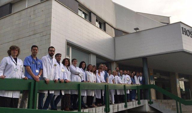 Unidad de oncología ocular del Hospital Universitario Virgen Macarena de Sevilla
