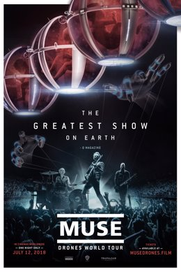 MUSE DRONES WORLD TOUR FILM